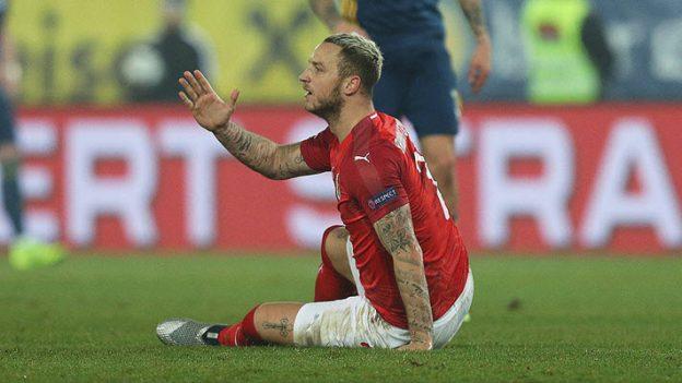 ออสเตรีย 0-0 บอสเนียและเฮอร์เซโกวีนา