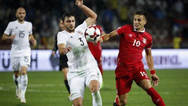 อันดอร์รา 1-1 จอร์เจีย