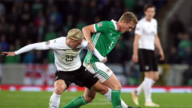 ไอร์แลนด์เหนือ 1-2 ออสเตรีย