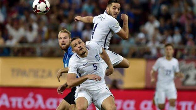 กรีซ 0-1 เอสโตเนีย