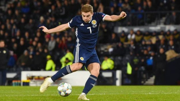 สกอตแลนด์ 3-2 อิสราเอล