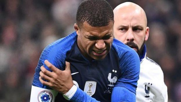 ฝรั่งเศส 1-0 อุรุกวัย