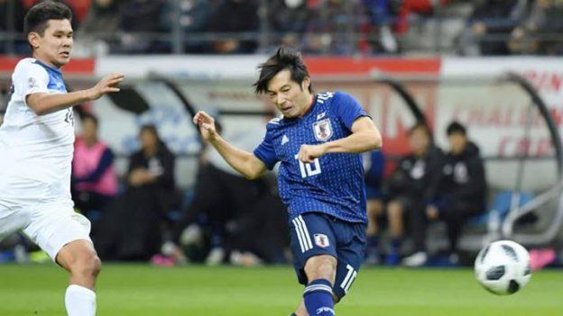 ญี่ปุ่น 4-0 คีร์กีสถาน