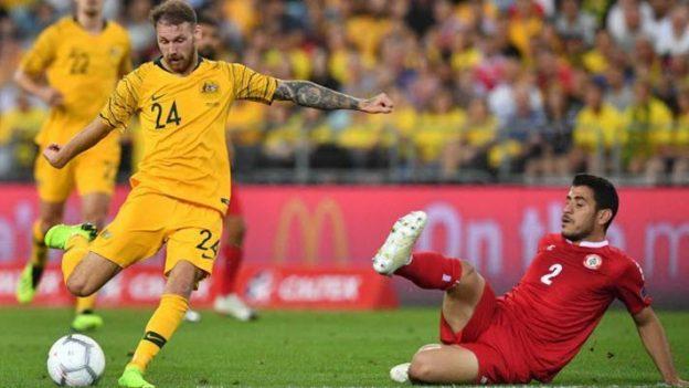 ออสเตรเลีย 3-0 เลบานอน