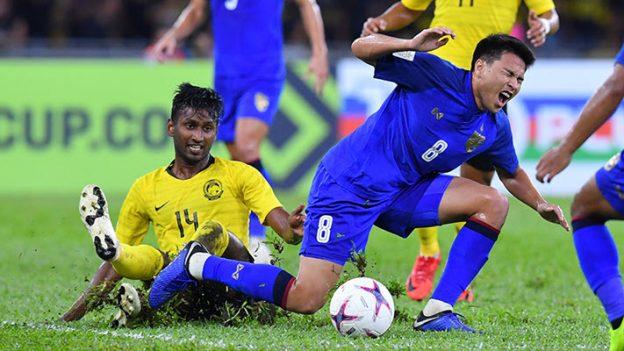 มาเลเซีย 0-0 ทีมชาติไทย