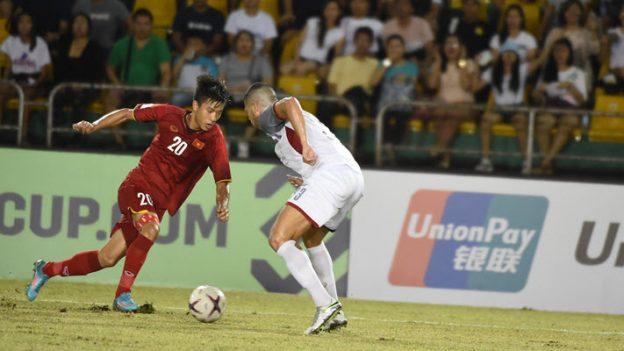ฟิลิปปินส์ 1-2 เวียดนาม