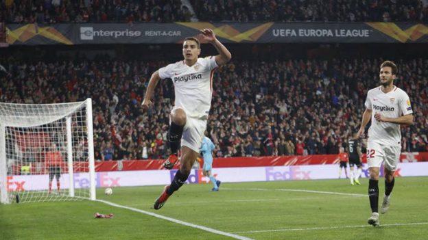 เซบีญ่า 3-0 คราสโนดาร์ (