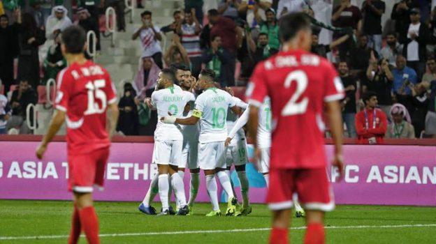 ซาอุดิอาระเบีย 4-0 เกาหลีเหนือ