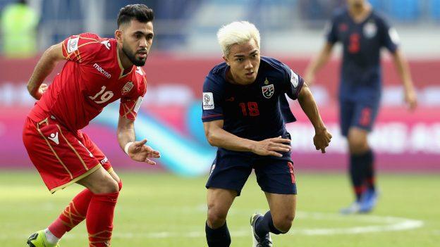 ทีมชาติไทย 1-0 บาห์เรน