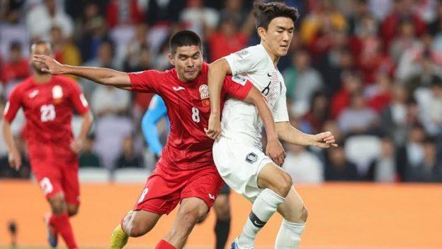 คีร์กิซสถาน 0-1 เกาหลีใต้