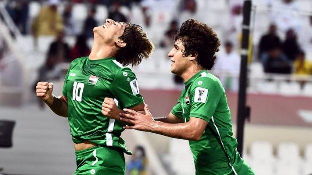 เยเมน 0-3 อิรัก