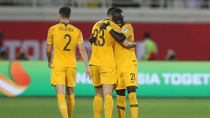 ออสเตรเลีย 3-2 ซีเรีย