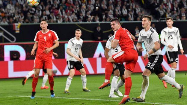 เยอรมนี 1-1 เซอร์เบีย