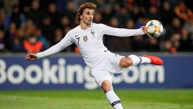 มอลโดวา 1-4 ฝรั่งเศส