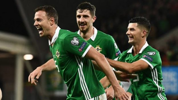 ไอร์แลนด์เหนือ 2-1 เบลารุส