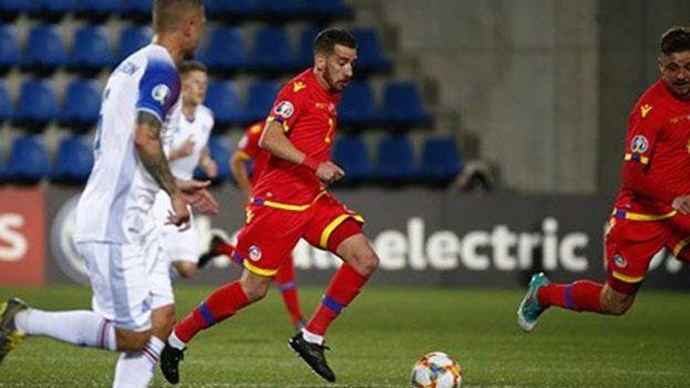 อันดอร์รา 0-3 แอลเบเนีย