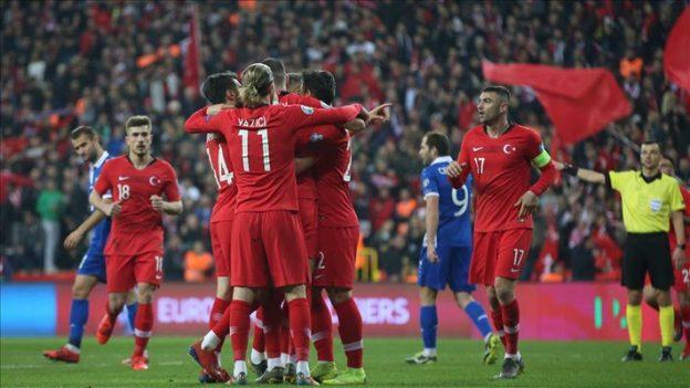 ตุรกี 4-0 มอลโดวา