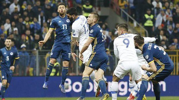 บอสเนีย 2-2 กรีซ