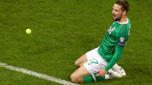 ไอร์แลนด์ 1-0 จอร์เจีย