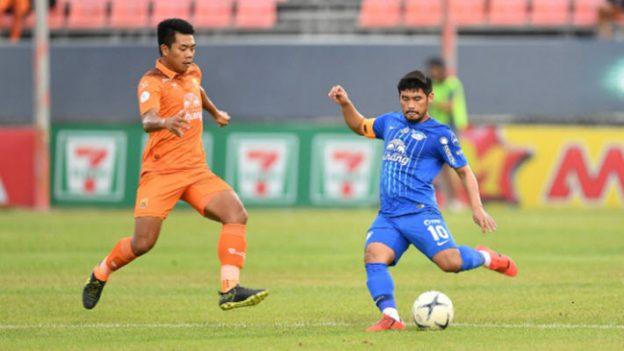 สุโขทัย เอฟซี 0-0 ชลบุรี เอฟซี