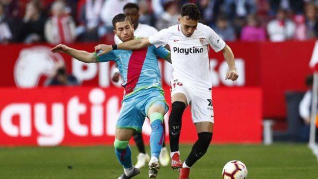 เซบีญ่า 5-0 ราโย่ บาเญกาโน่