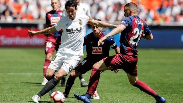 บาเลนเซีย 0-1 เออิบาร์