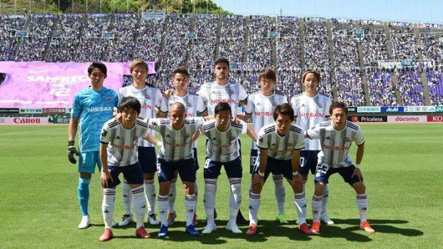 ซานเฟรซเซ่ ฮิโรชิม่า 0-1 โยโกฮาม่า เอฟ มารินอส