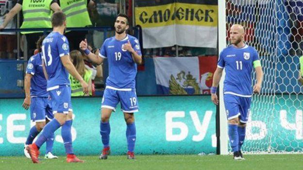 รัสเซีย 1-0 ไซปรัส