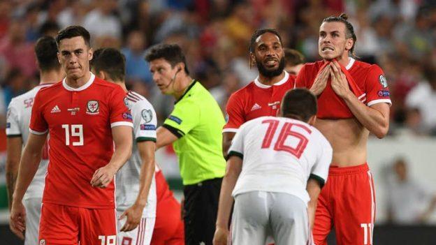 ฮังการี 1-0 เวลส์