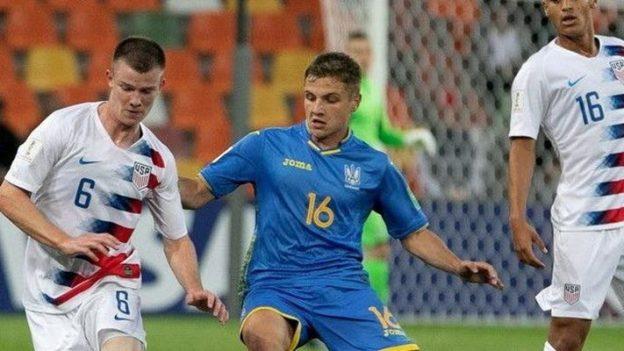 ยูเครน 1-0 อิตาลี