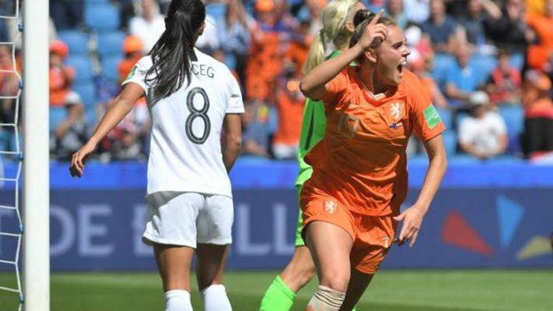 นิวซีแลนด์ 0-1 ฮอลแลนด์