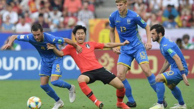ยูเครน 3-1 เกาหลีใต้