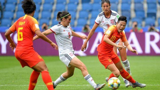 จีน 0-0 สเปน