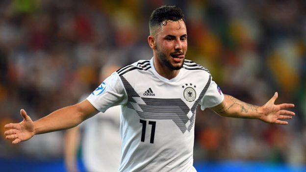 เยอรมนี 3-1 เดนมาร์ก