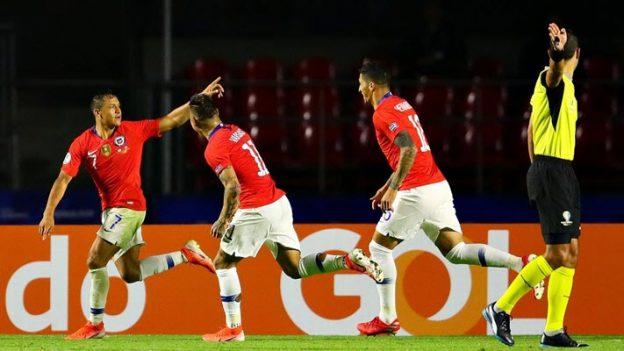 ญี่ปุ่น 0-4 ชิลี