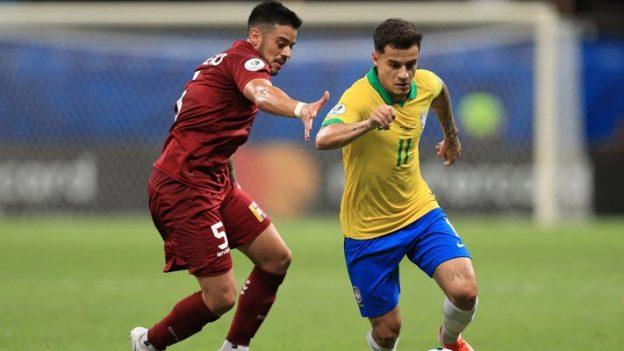 บราซิล 0-0 เวเนซูเอล่า
