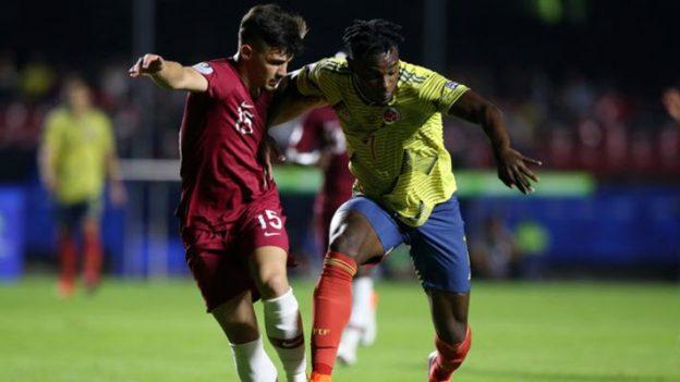 โคลัมเบีย 1-0 กาตาร์
