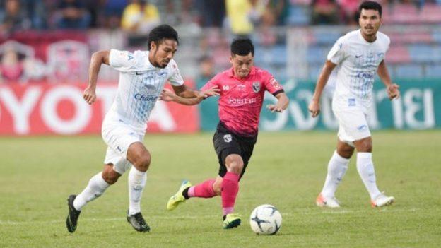 ชัยนาท ฮอร์นบิล 1-0 ชลบุรี เอฟซี