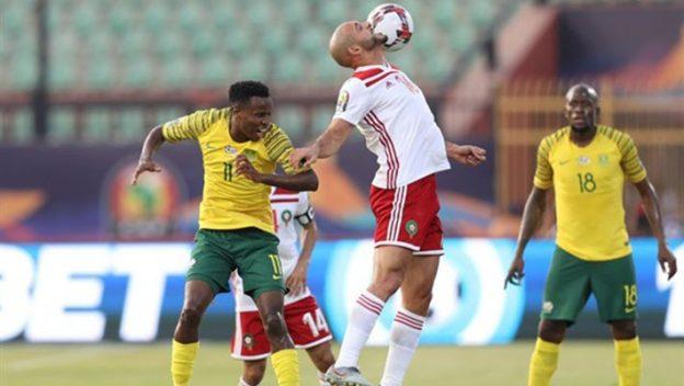 แอฟริกาใต้ 0-1 โมร็อกโก
