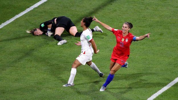 อังกฤษ 1-2 สหรัฐอเมริกา
