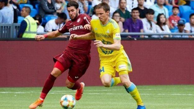 เอฟซีอัสตานา 1-0 ซีเอฟอาร์ คลูจ์
