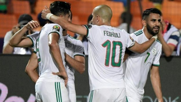 แอลจีเรีย 2-1 ไนจีเรีย
