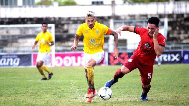 นครศรีฯ ยูไนเต็ด 0-2 ราชบุรี มิตรผล