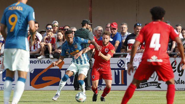 นูมานเซีย 0-3 แอตเลติโก มาดริด