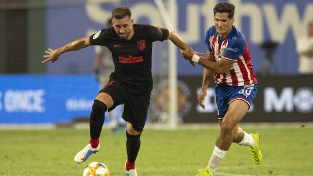 ชีวาส กัวดาลาฮาร่า 0-0 (5-4) แอตเลติโก มาดริด