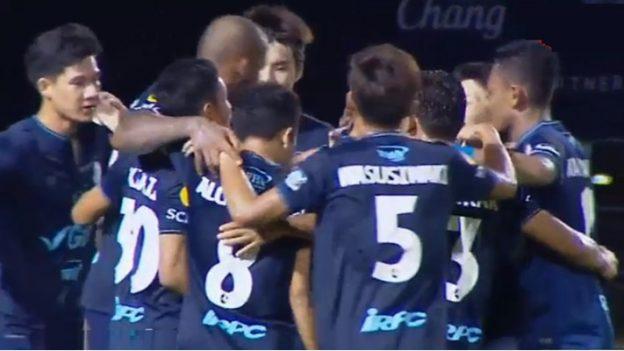 ราชนาวี เอฟซี 0-1 ระยอง เอฟซี