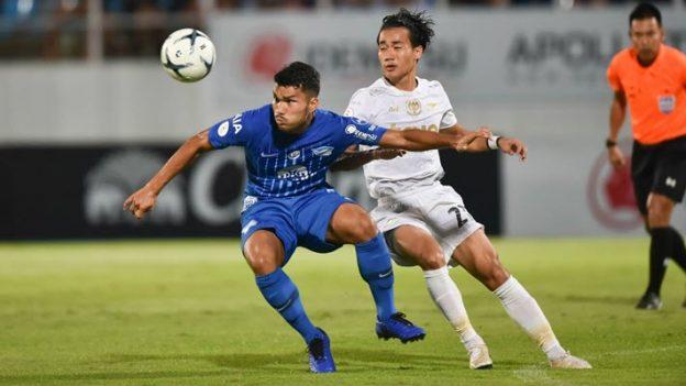 ชลบุรี เอฟซี 2-1 แบงค็อก ยูไนเต็ด