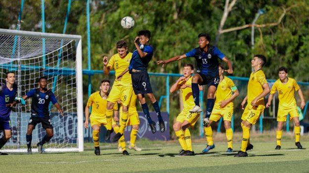 ทีมชาติไทย 1-2 มาเลเซีย U15