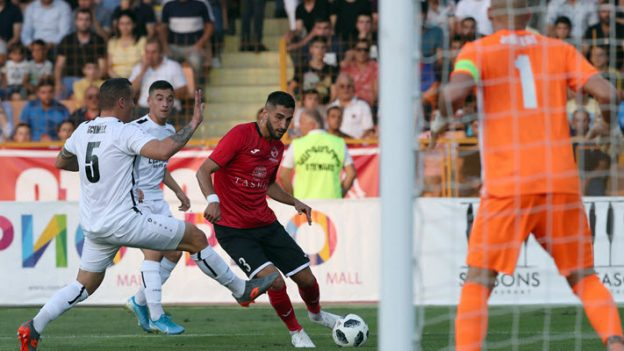 รารัต อาร์เมเนีย 2-1 เอฟ91 ดูเดแลงก์