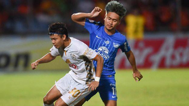 ชลบุรี เอฟซี 0-2 เชียงราย ยูไนเต็ด